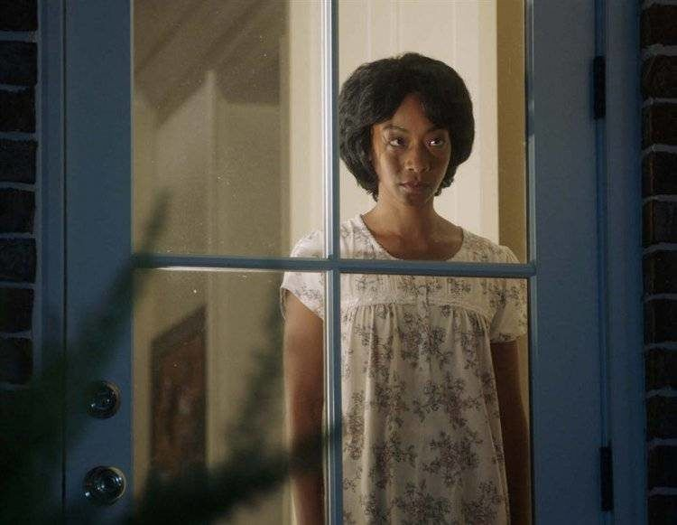 Betty Gabriel, la siniestra criada