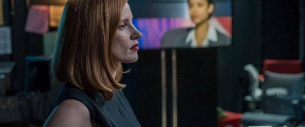Jessica Chastain es Elizabeth Sloane en la película