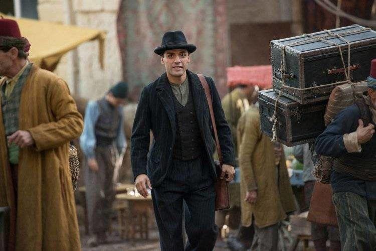 "Oscar Isaac es Michael Boghosian, farmacéutico que aspira a ser médico. - Crítica ""La Promesa"""