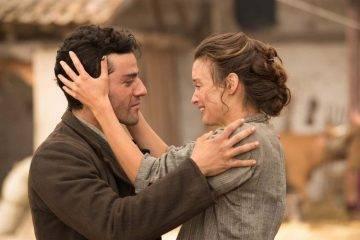 Charlotte Le Bon y Oscar Isaac ¿cumplirán 'La promesa'?
