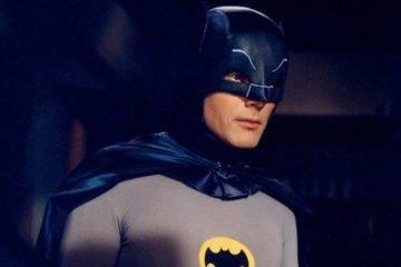 Adam West, el primer Batman