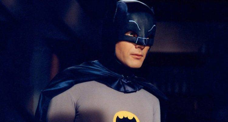 Adam West, el primer Batman