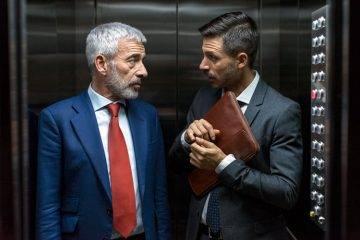 Hugo Silva e Imanol Arias en 'Despido procedente'