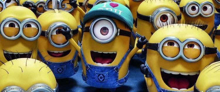Los Minions regresan al cine