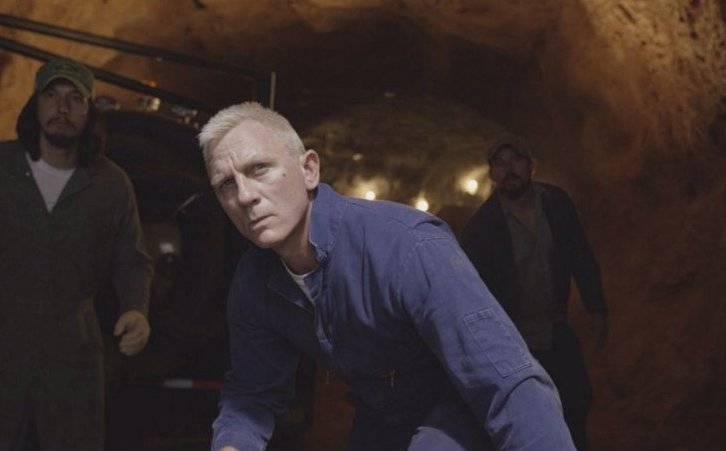 Daniel Craig es uno de los implicados en el robo