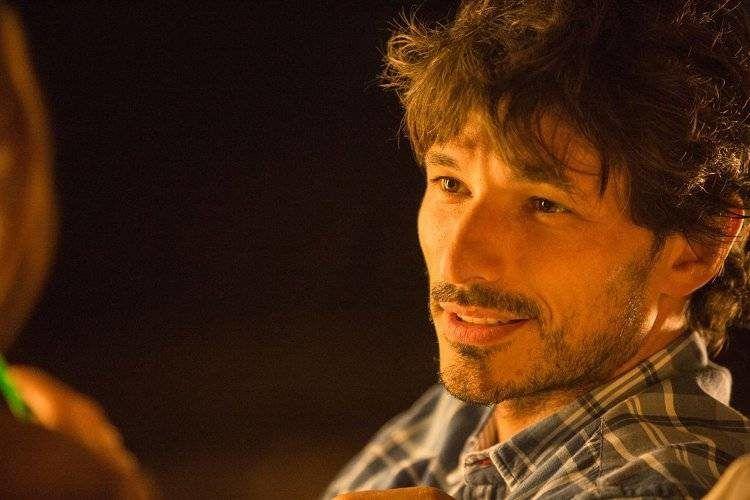 Andrés Velencoso, el guapo de la peli