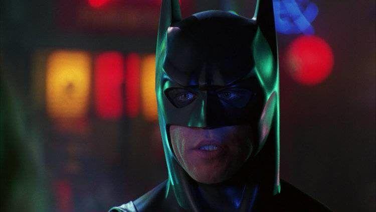 Val Kilmer en Batman Forever (1995)