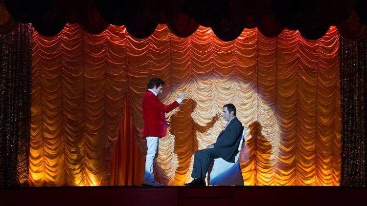 José Mota hipnotizando a Antonio de la Torre