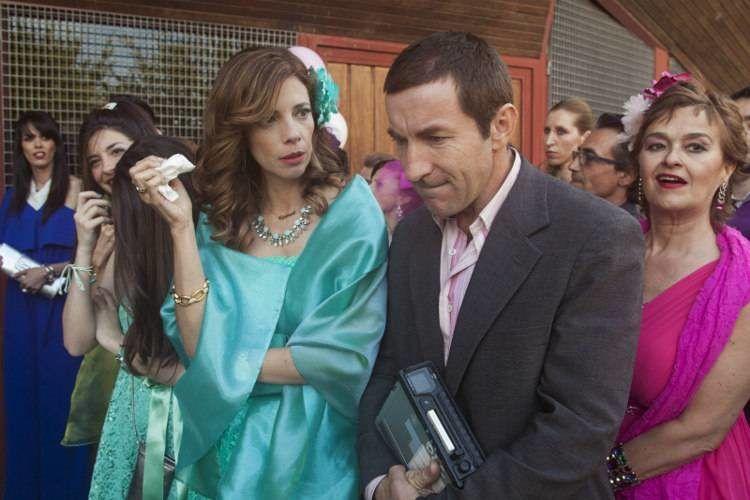 Antonio de la Torre y Maribel Verdú son pareja en la cinta