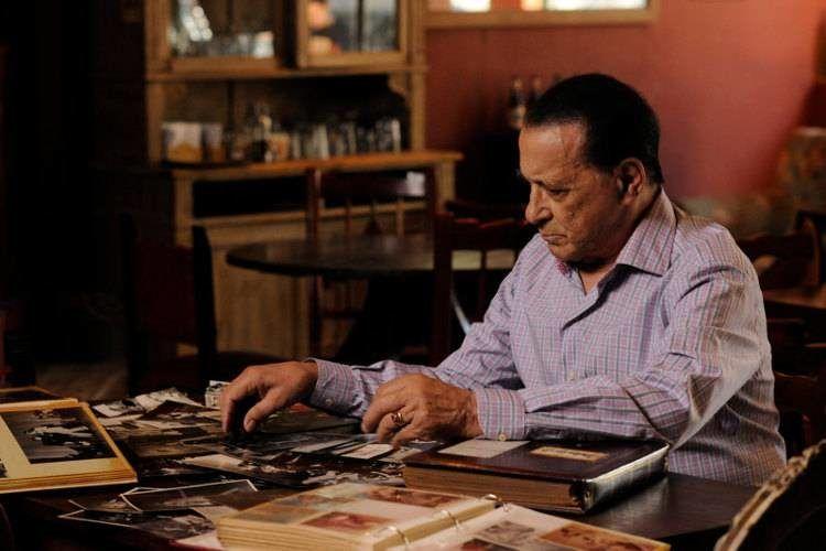 Juan Carlos Copes, el protagonista masculino del documental