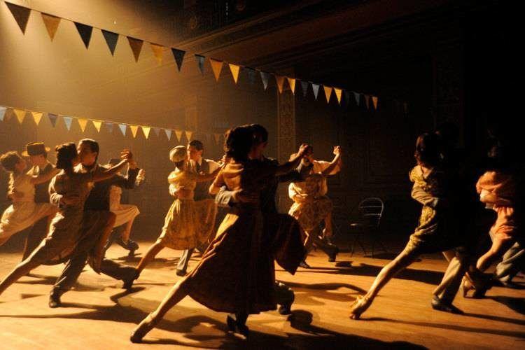 El tango es el gran protagonista del documental