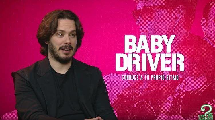 """Edgar Wright nos habló largo y tendido durante las entrevistas de """"Baby Driver"""""""
