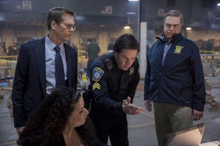 John Goodman, Kevin Bacon y Mark Wahlberg, un reparto lleno de caras conocidas