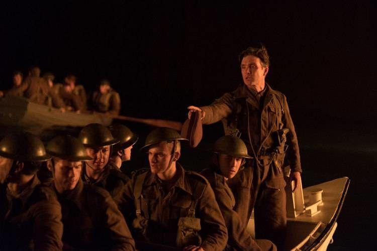 Cillian Murphy es una de los protagonistas de la nueva cinta de Nolan