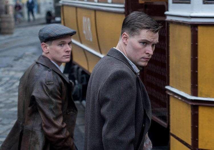 Jack O'Connel y Jack Reynor forman parte del reparto de 'El hombre del corazón de hierro'