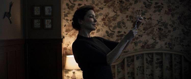 Laura Harring en una imagen de la película