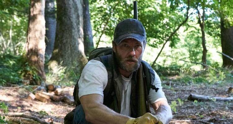 Joel Edgerton en la película 'Llega de noche'