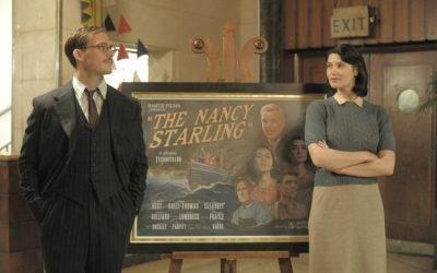 Gemma Arterton y Sam Claflin en 'Su mejor historia'