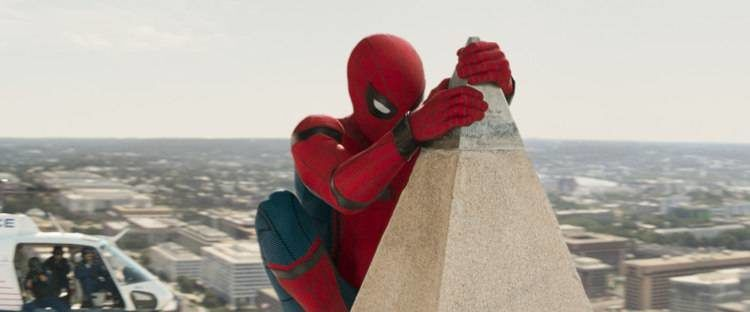 "Así es ""Spider Man Homecoming"""