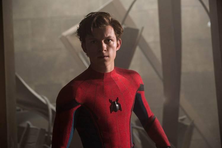 Tom Holland es el nuevo Spider-Man en 2017