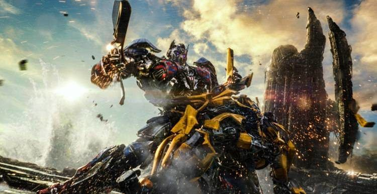 Así son los transformers de la quinta entrega