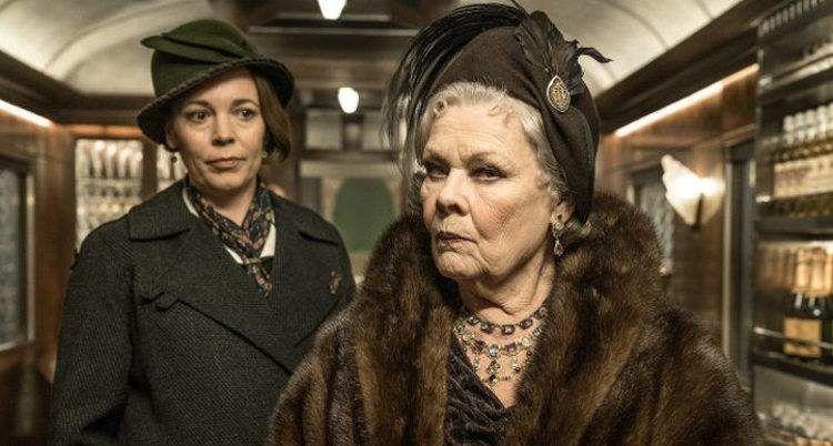 """Judi Dench en """"Asesinato en el Orient Express"""" se señala en nuestras primeras apuestas para Los Oscars 2018"""