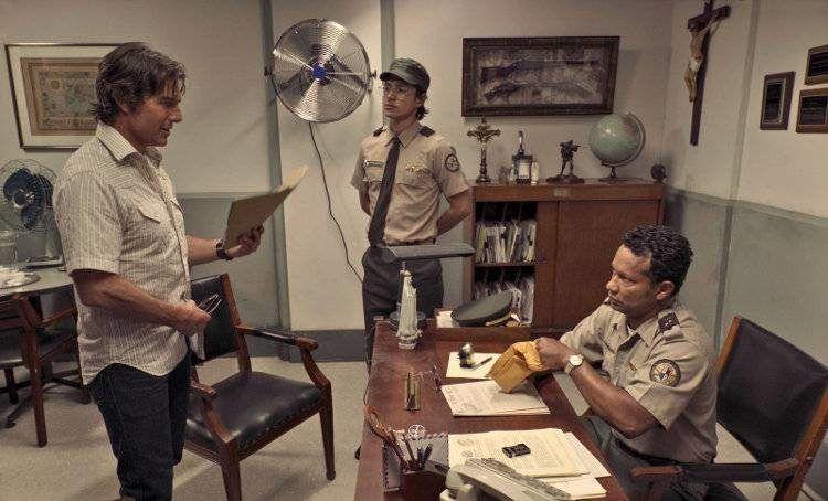Tom Cruise en una de las escenas de la película