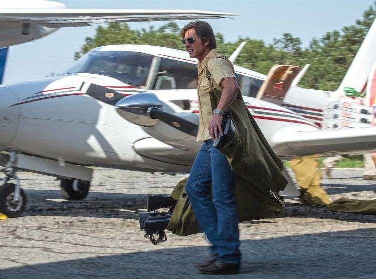 Tom Cruise será el gran traficante