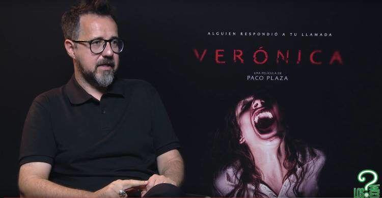 """Entrevista al director Paco Plaza por su película """"Verónica"""""""