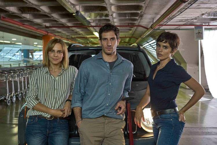 Aura Garrido, Quim Gutiérrez y Verónica Echegui en este thriller policiaco