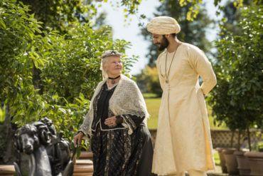 Ali Fazal y Judi Dench protagonizan la película