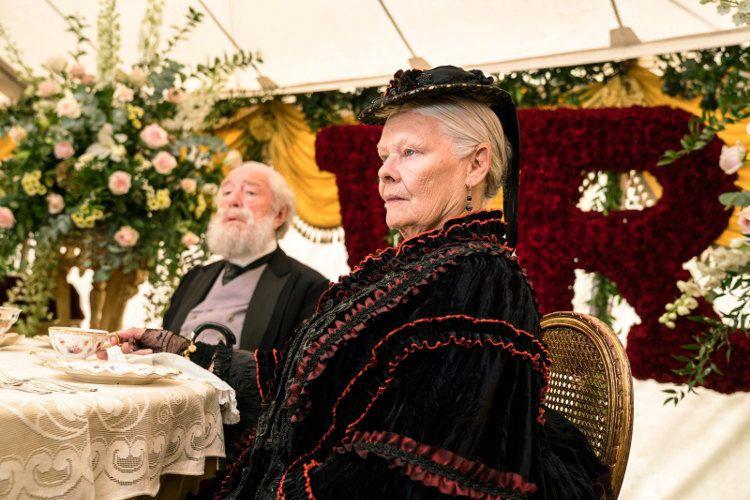Judi Dench es la Reina Victoria
