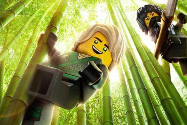 La lego Ninjago película llega a los cines