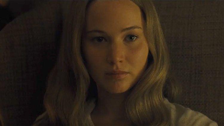 "Jennifer Lawrence es la protagonista de ""Madre!"""
