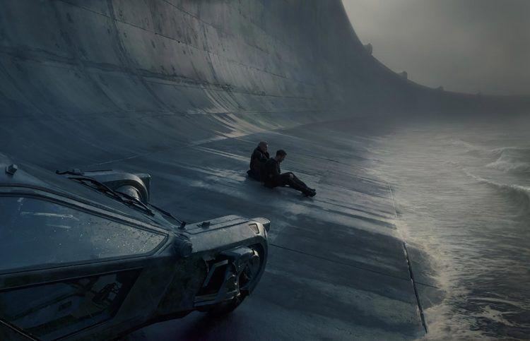 """Ryan Gosling es K y Harrison Ford es Rick Deckard en el thriller de ciencia ficción """"Blade Runner 2049""""."""