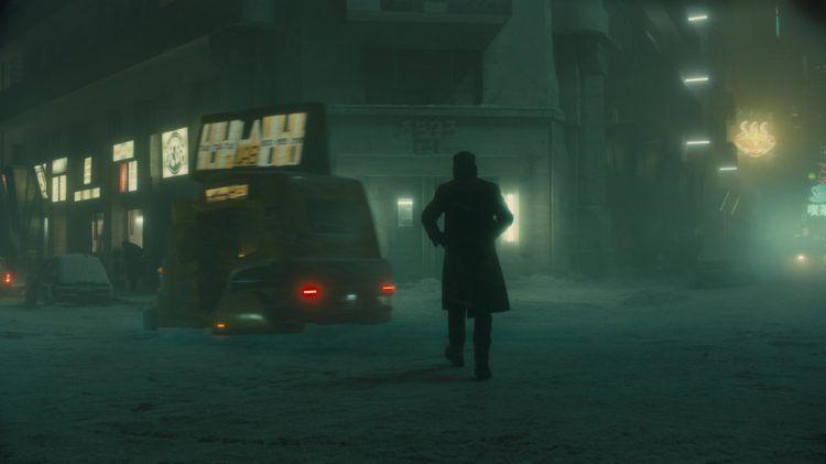 """Ryan Gosling en una imagen de la película """"Blade Runner 2049""""."""