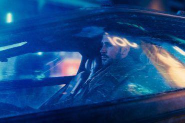 """Ryan Gosling en la película de """"Blade Runner 2049"""""""