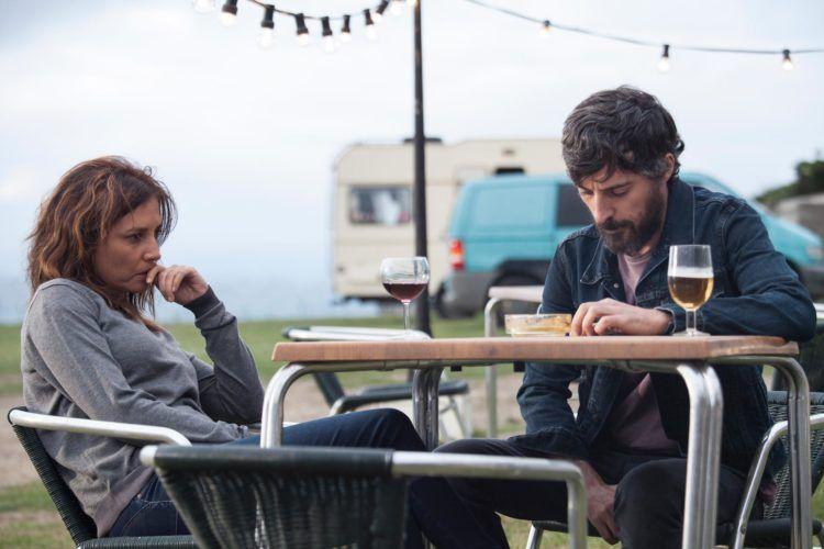 """Marian Álvarez y Andrés Gertrúdix en una imagen de la película """"Morir"""" de Fernando Franco."""