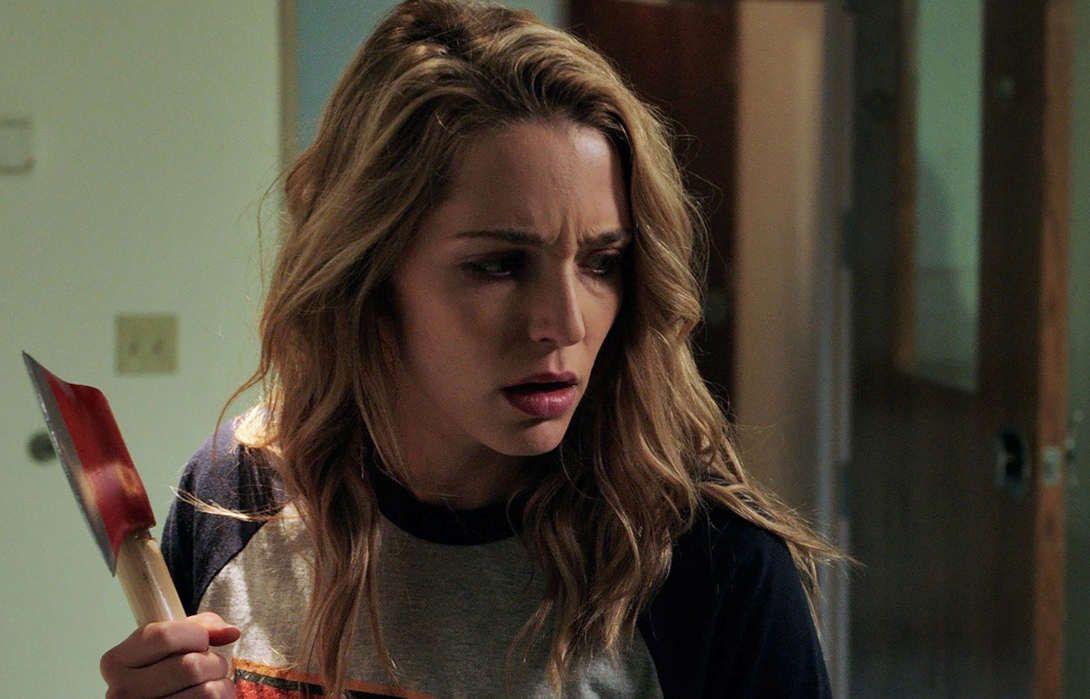 Tree (Jessica Rothe) dipuesta a enfrentarse con su asesino