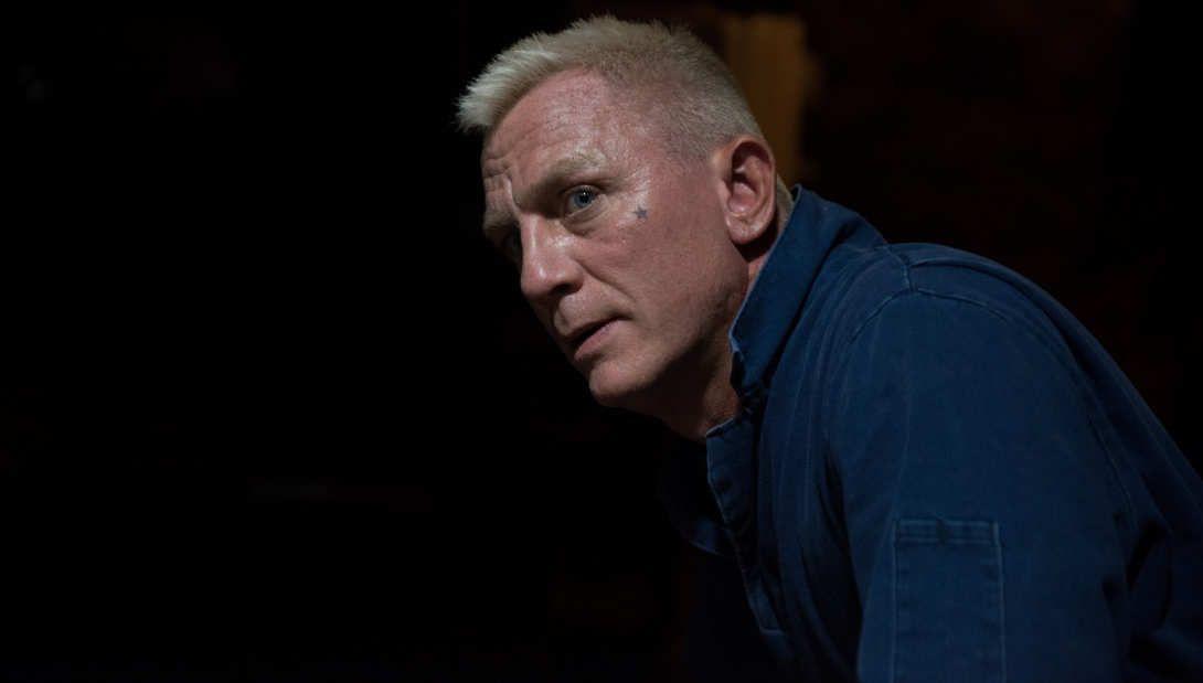 Daniel Craig totalmente irreconocible en la película