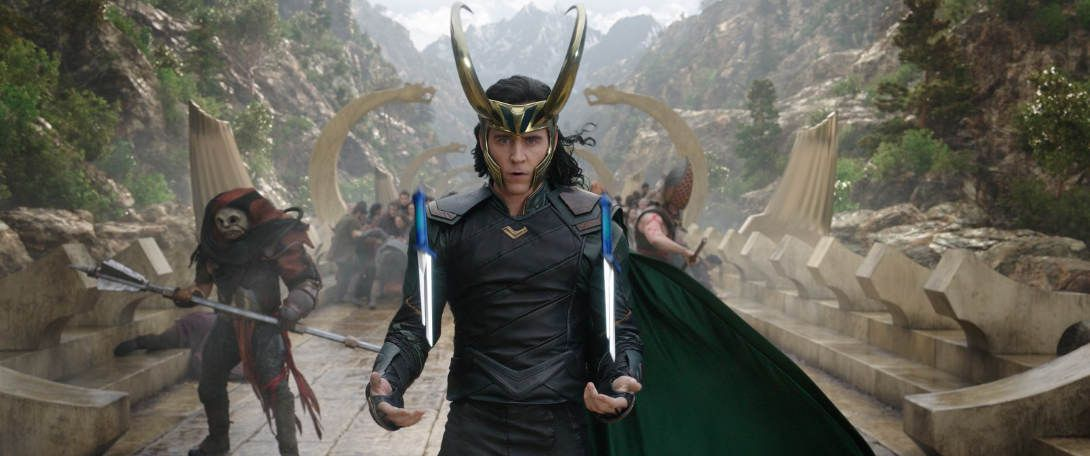 Tom Hiddleston es Loki en esta nueva aventura de Marvel