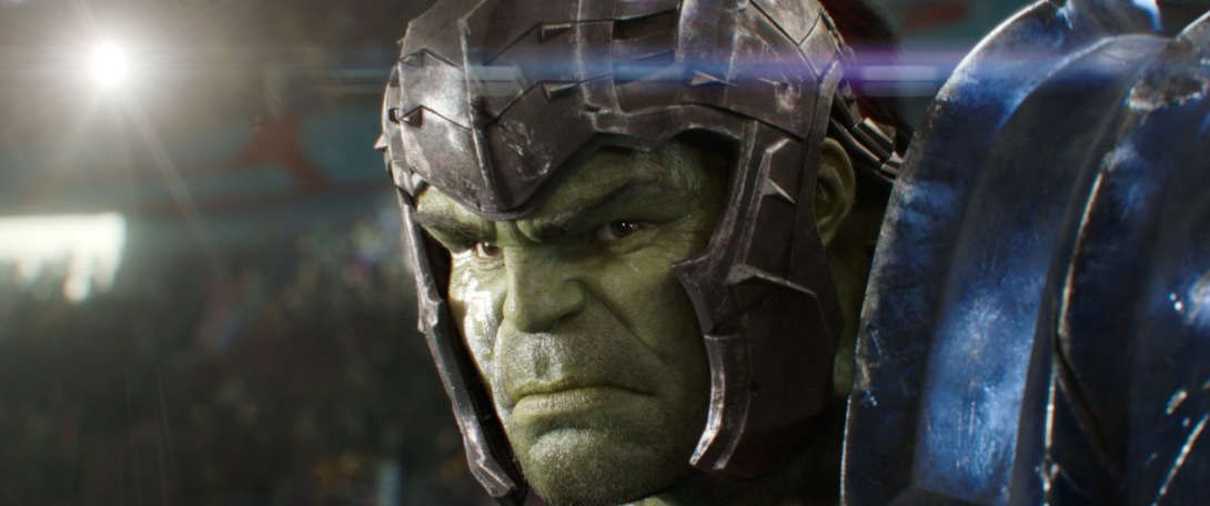 Hulk interpretado por Mark Ruffalo