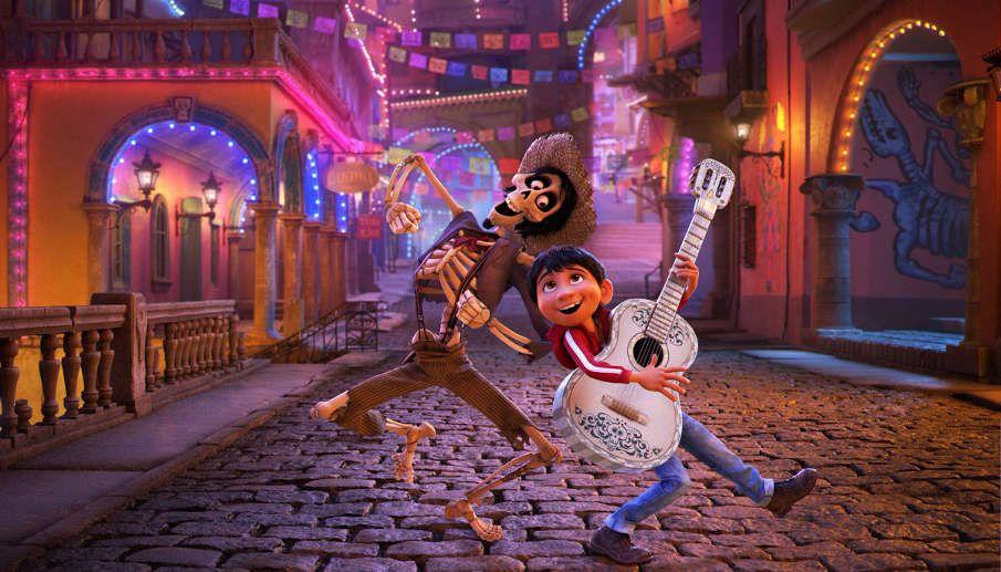 """""""Coco"""", la apuesta de Disney para la Navidad"""