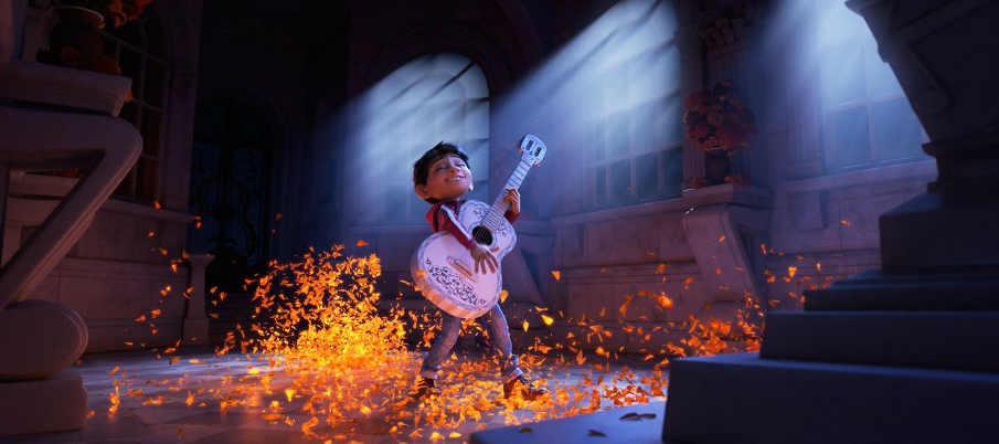 Miguel lleva la música en las venas
