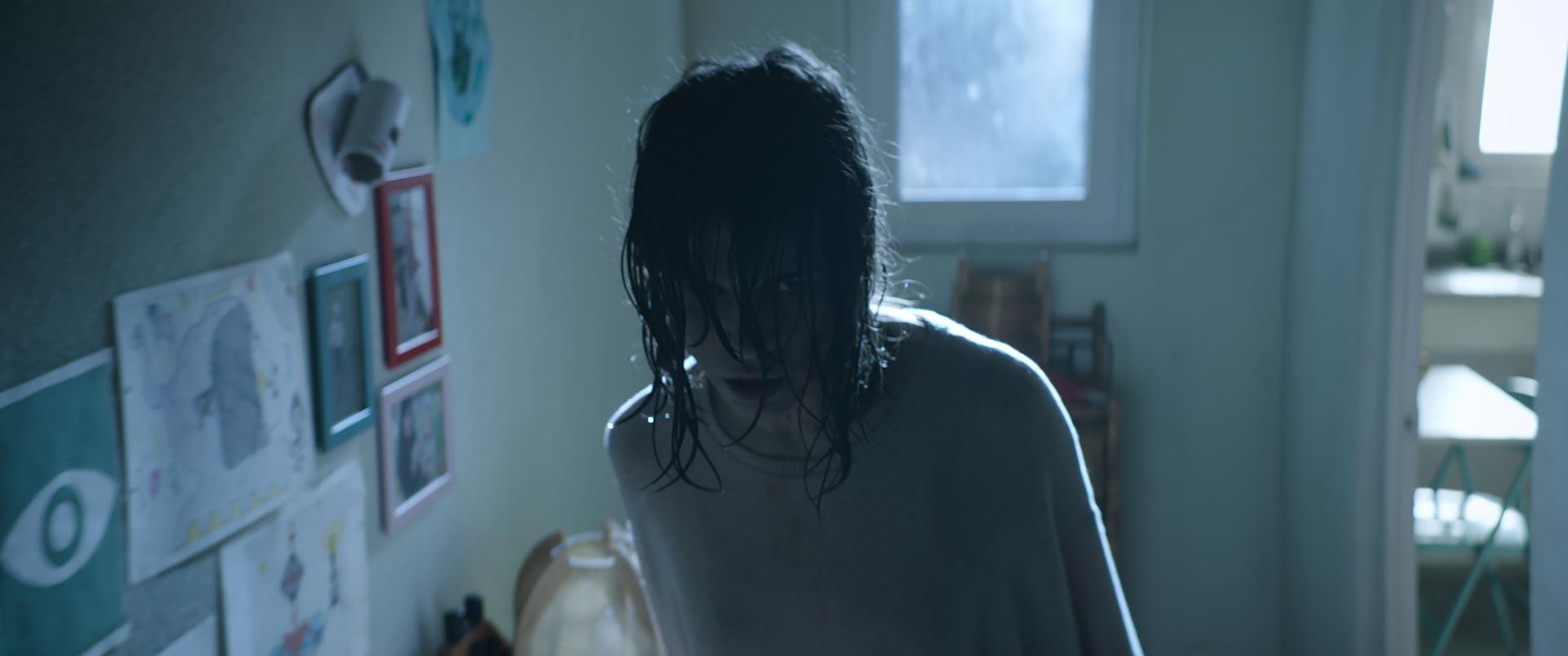 La actriz Ana Ularo en una escena de la película Musa.