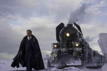 Kenneth Branagh y el tren del Orient Express