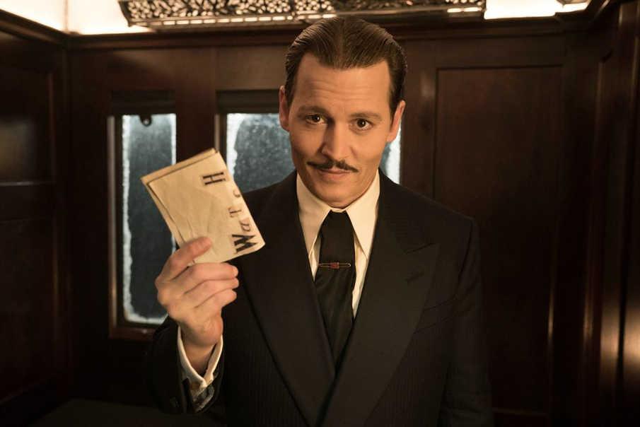 Johnny Depp será uno de los enigmáticos personajes de la película