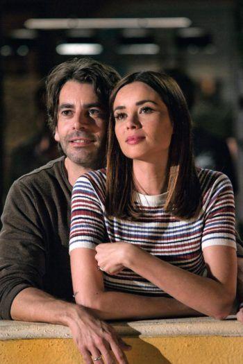 Eduardo Noriega es Eduardo y Dafne Fernández es Blanca en Perfectos Desconocidos.