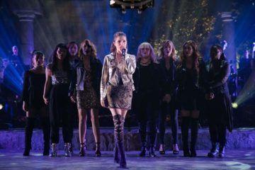 Anna Camp, Anna Kendrick, Brittany Snow, Hailee Steinfeld y Rebel Wilson protagonizan la cinta