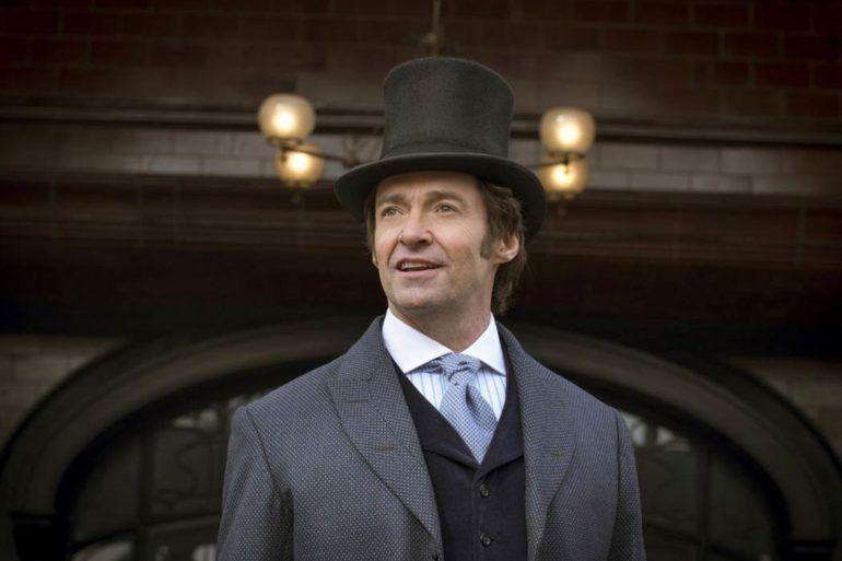 Hugh Jackman en un fotograma de la película.